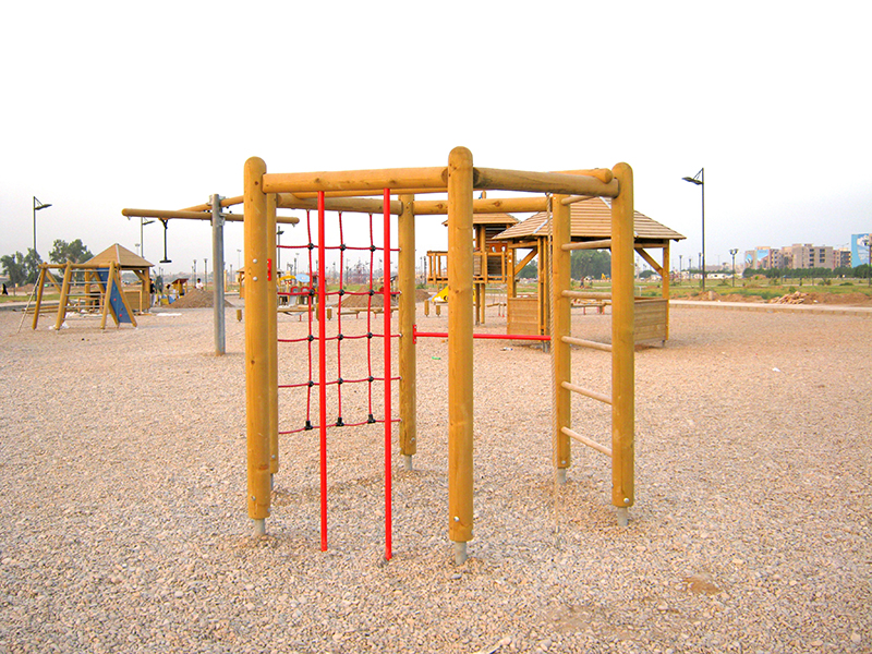 Playground eqpt Crown plaza hotel Salah Oman
